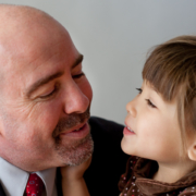 Marc and his daughter Ella (3-years old)